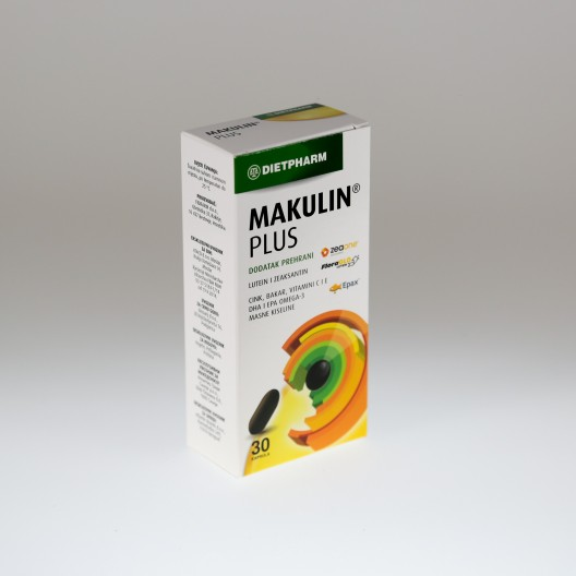 ANTIOKSIDANSI / MAKULIN PLUS