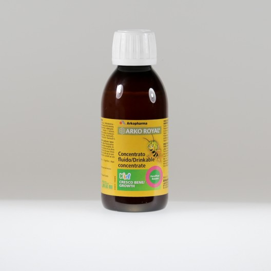 POBOLJŠANJE APETITA / ARKOPHARMA ARKO ROYAL KID GROWTH SIRUP