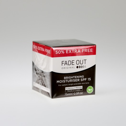 PJEGE I FLEKE / FADE OUT ORIGINAL CREAM SPF15