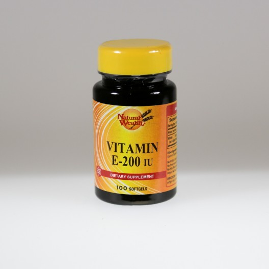 NATURAL WEALTH / VITAMIN E
