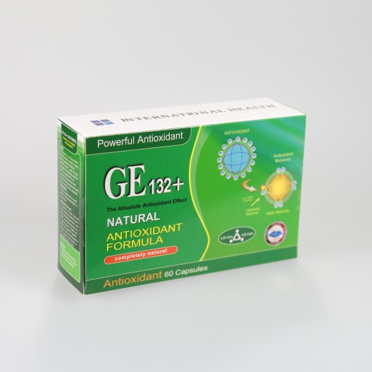 INTERNATIONAL HEALTH / GE 132+ NATURAL