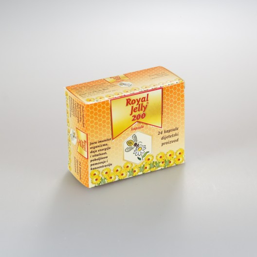 PODIZANJE IMUNITETA / ROYAL JELLY 200