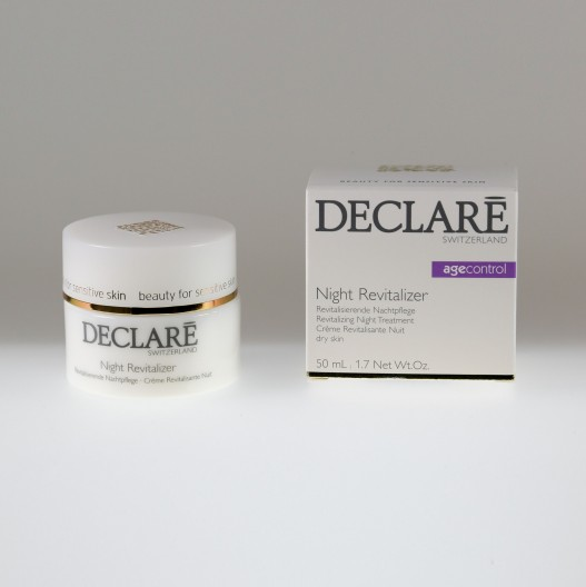 ANTI AGE / DECLARE AGE CONTROL NIGHT REVITALIZER
