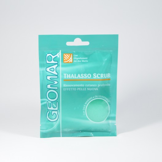 ANTICELULITNI PROGRAM / GEOMAR THALASSO SCRUB SINGLE DOSE